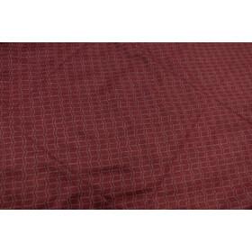Grüezi-Bag WellhealthBlanket Wool Home dark red/rusty orange